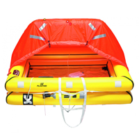 Liferaft and Rescue Boats