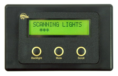 NAV LIGHT MONITOR/CONTROLLER