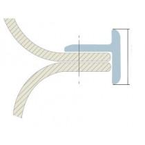 RIGID TRACK PVC T22