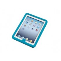 LIFEDGE CASE FOR IPAD 2/3-BLUE