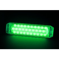 MIU30 UNDERWATER LED GREEN 24V