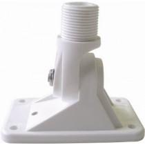 WHITE NYL RATCHET MNT FOR GPS MNT