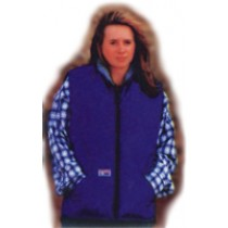 TF105/XXXXL BLUE WARM WEAR VEST