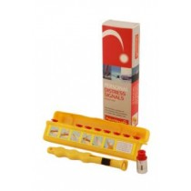 MINIFLARE KIT (9xRED CARTRIDGES)