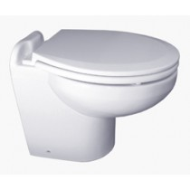 ELEGANCE TOILET:PB PRESS 24V WHITE
