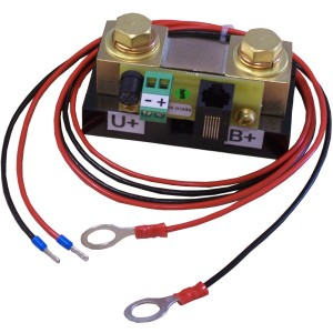 250A OPTIONAL EXTRA SHUNT/CABLE KIT
