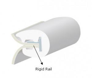 RIGID TRACK PVC T18