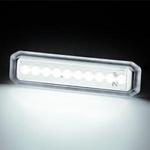 MIU10 UNDERWATER LED WHITE 10-30V