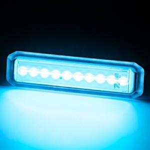 MIU10 UNDERWATER LED ICE BLUE 10-30V