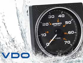 New VDO Timeless Instruments AcquaLink® and OceanLink