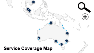 AMI Marine Service Coverage