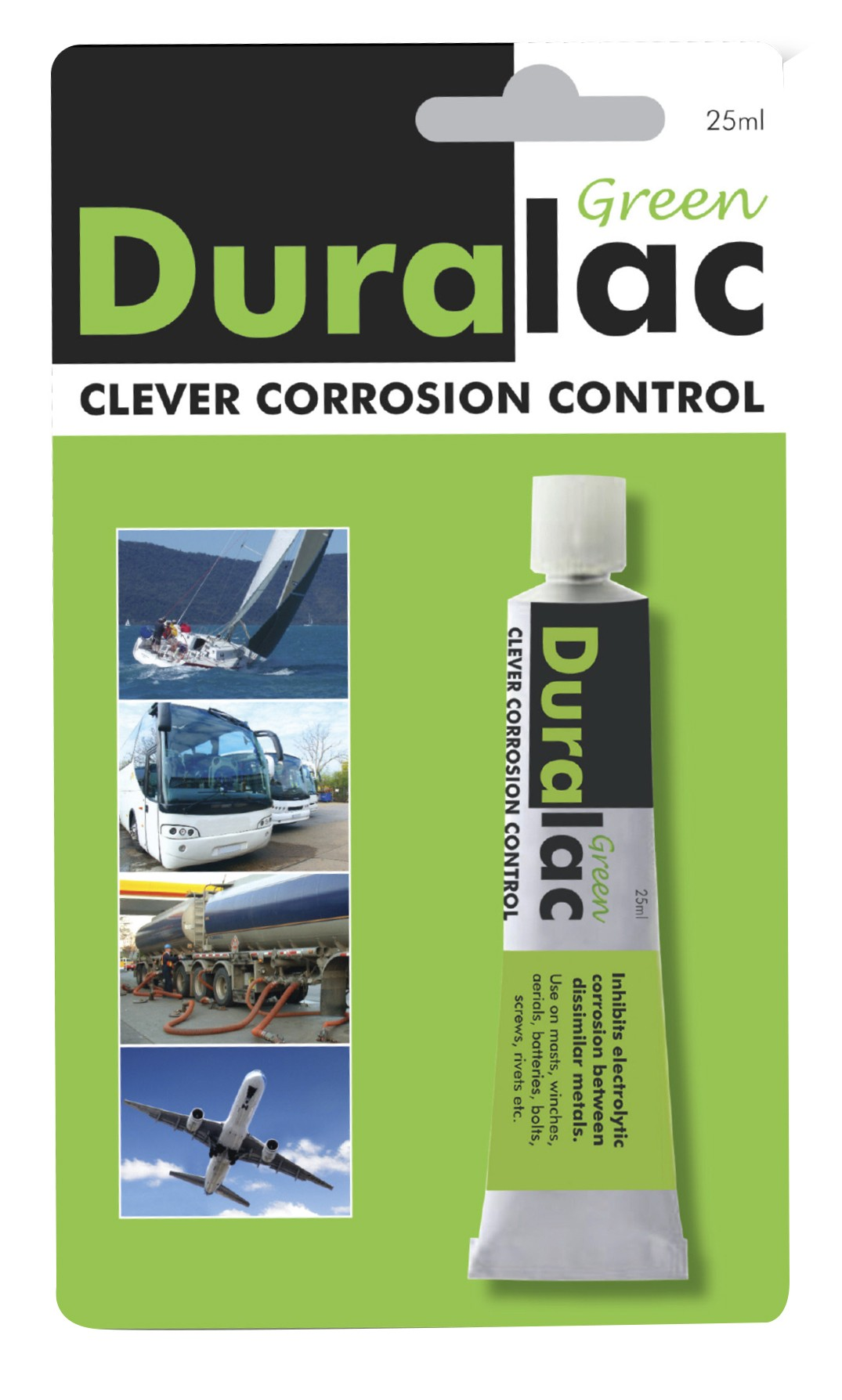 DURALAC GREEN TUBE 25ML