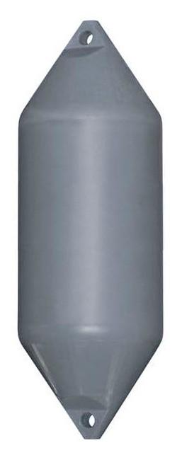 HDF10 AIR-FILLED PLASTIC FENDER GREY 500