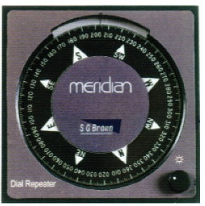 DIAL REPEATER (INC MOUNTING BRACKET)