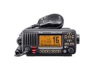 IC-M423B VHF TRANSCEIVER BLACK
