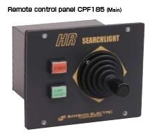 SUB CONTROL PANEL HR1170 12/24VDC