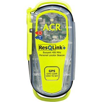 *RESQLINK + 406 PLB AUS GPS 24-HR W/STRA