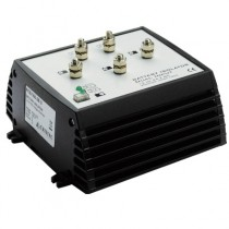 BATTERY ISOLATOR 100A/1 INPUT - 3 BANKS