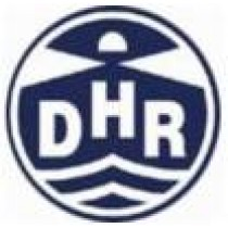 DHR55N LENS ALL ROUND RED WITH TOP PART