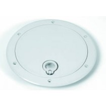 SOPAC HATCH RND 90D OPEN WHT 315mm