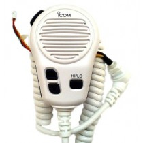 FIST MIC TO SUIT IC-M412 RADIO WHITE