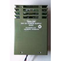 SAILOR N420 BLACK 24V/12VDC CONVERTOR