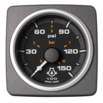ENGINE OIL PRESSURE 150 PSI / 10 BAR BLA