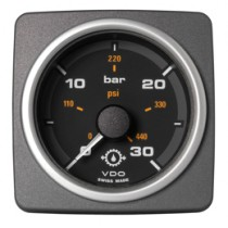 TRANSMISSION OIL PRESSURE 30 BAR / 450 P