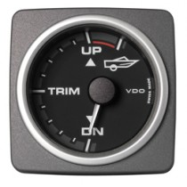 ENGINE TRIM UP/DOWN BLACK