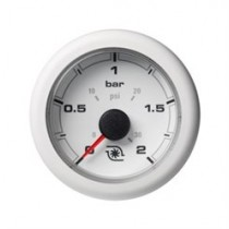 OL BOOST PRESSURE 2 BAR / 30 PSI WHITE