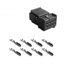 CONNECTOR SET 8 PIN