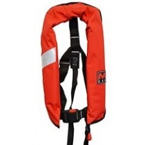 PFD:MSEA CHILD 150N AUTO/MAN SS RED