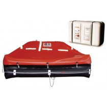 10 PERSON ISO 9650 LIFERAFT BARE