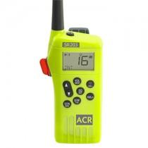 SR203 GMDSS VHF RADIO KIT LITHIUM