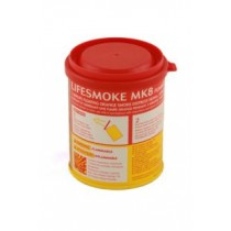 LIFESMOKE (Buoyant Orange Smoke)
