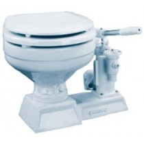 PHII: MANUAL LGE BOWL TOILET