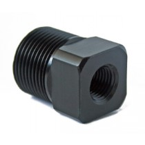 "ADAPTOR: 3/4"" BSP TO 1/4"" NPT PLASTIC"