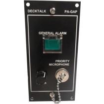 DECKT-GAP GA CONTROL PANEL