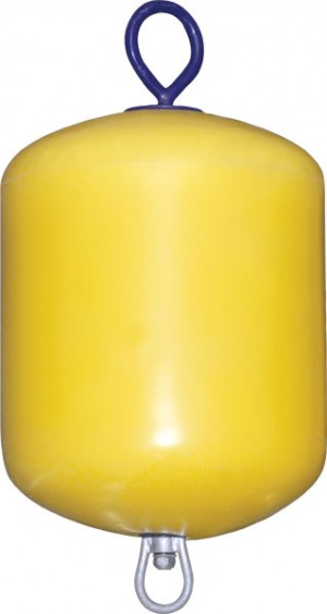 MB-250 FOAM-FILLED HP SHORT ROD YELLOW 6