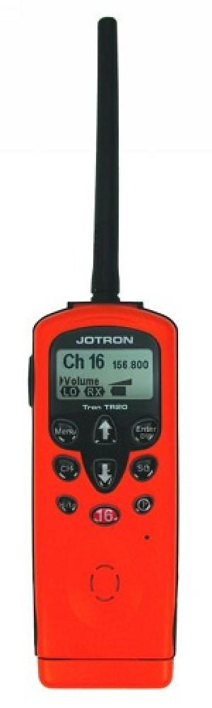 TRON TR20 GMDSS VHF RADIO NO BATTERY