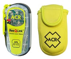 *RESQLINK 406 PLB AUS GPS 24-HR w/POUCH