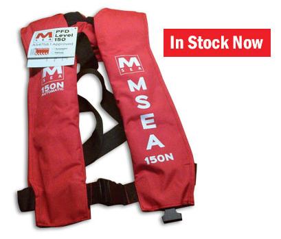 MSEA Inflatable Lifejacket